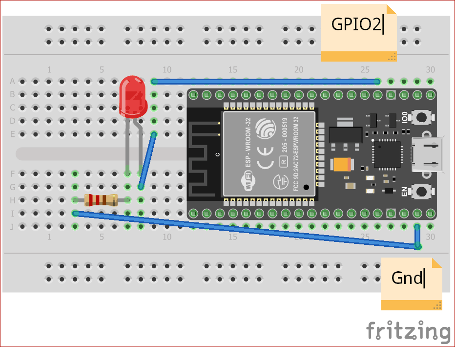 IoT Based LED control using Google Firebase and ESP32 NodeMCU