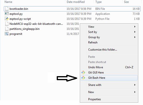 Getting started with Lua Language on ESP32: Program ESP32