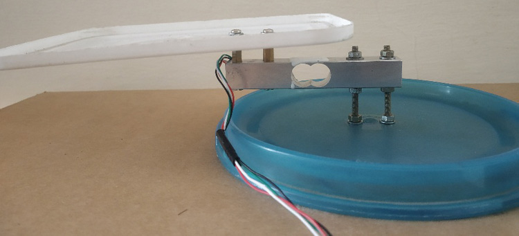 Setting up Load Cell for Smart Weighing Machine
