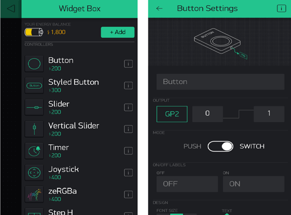 Setup Blynk App for Home Automation using ESP32