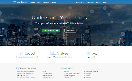 Thingspeak Web Page for IoT Inventory Management System using NodeMCU and Ultrasonic Sensor