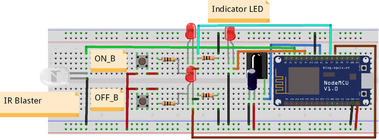 Voice Controlled AC Circuit Diagram