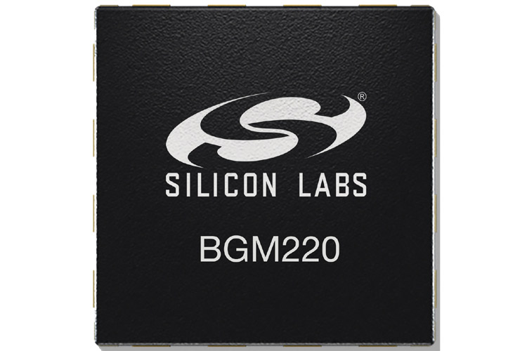 BGM220S Bluetooth Module for IoT Solutions from Silicon Labs
