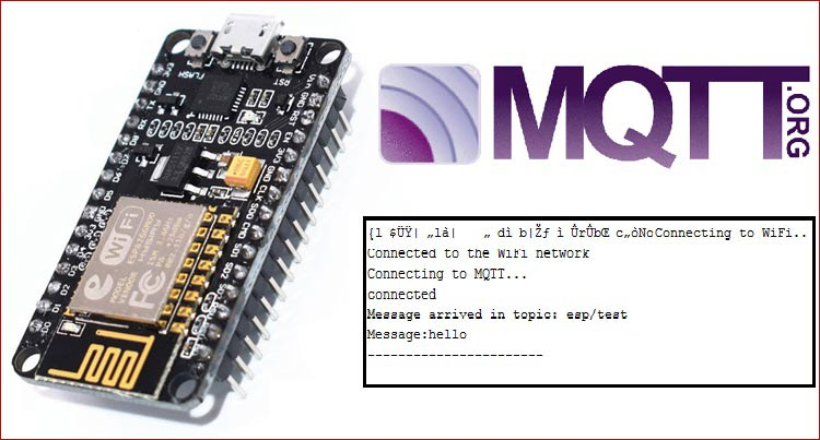 How to Connect ESP8266 to MQTT Broker