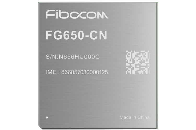 Fibocom FG650 5G Wireless Module