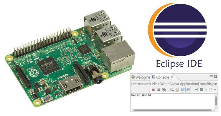 Getting Started with Eclipse IDE using Raspberry Pi