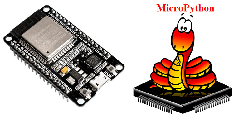 Getting started with ESP32 MicroPython: How to Program ESP32 using