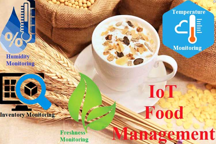 IoT Food Management