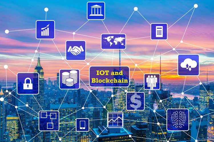 IoT with Blockchain- Use Cases and Applications