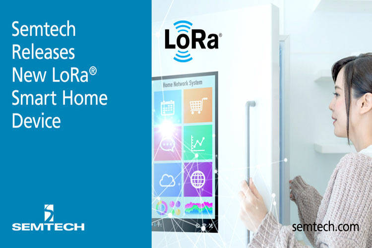 LLCC68 LoRa Transceiver Smart Home Device