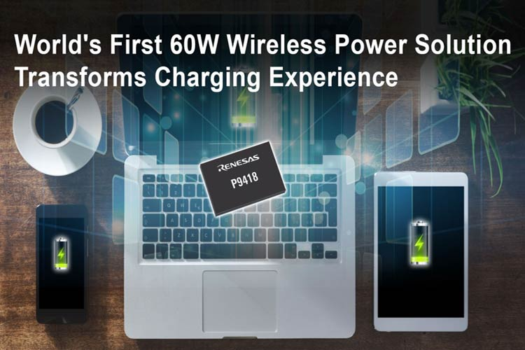 P9418 Wireless Power Receiver