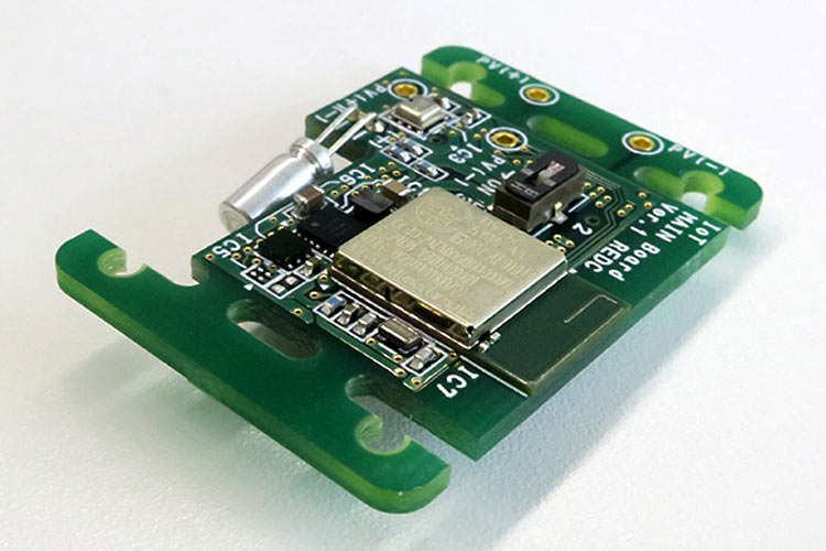 RIOT-001 Environment Sensing Development Board