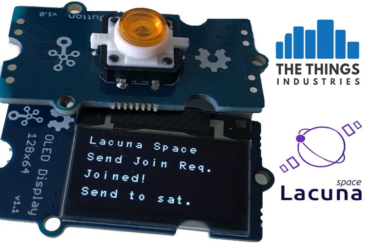 The Things Industries announces LoRaWAN Satellite Connectivity in partnership with Lacuna Space