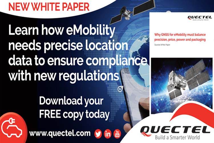 Whitepaper on GNSS for eMobility