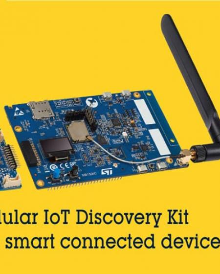 STM32 B-L462E-CELL1 Cellular IoT Development Kit