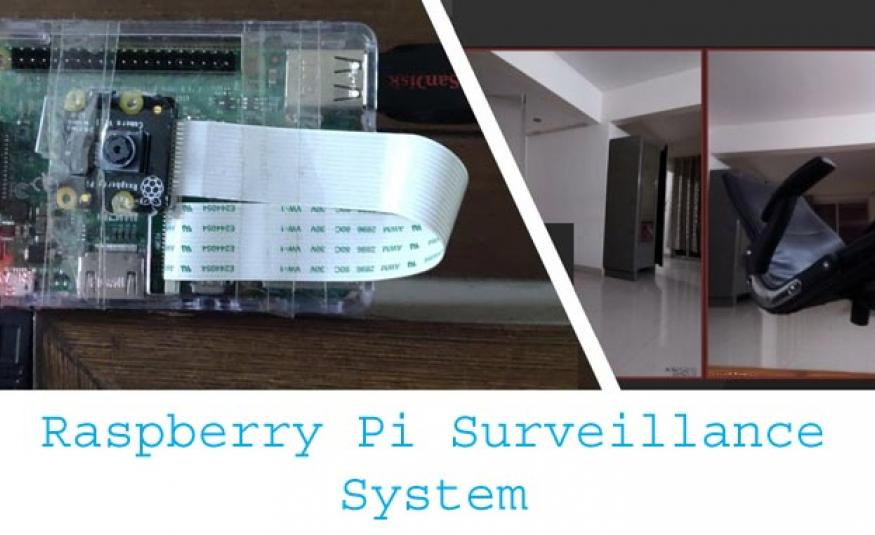Smart CCTV Surveillance System using Raspberry Pi With