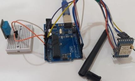 LoRa Communication between two Arduino using LoRa Module SX1278