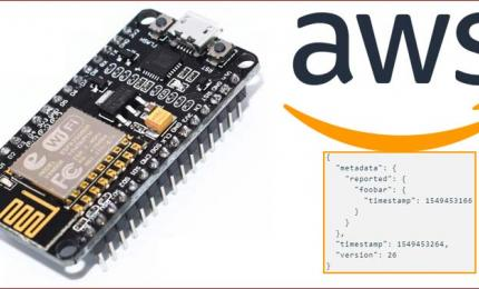 Getting Started with Amazon AWS IoT and ESP8266