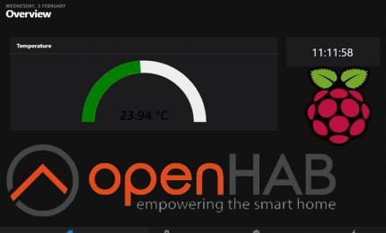Getting Started with OpenHAB