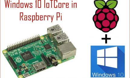 How to install Windows 10 IoT Core on Raspberry Pi