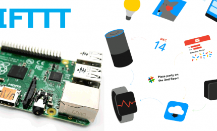 How to Trigger LED using IFTTT and Raspberry Pi