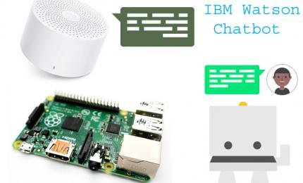 IBM Watson Chatbot using Raspberry Pi and TJBot