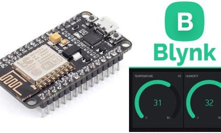 IoT based Temperature and Humidity Monitoring using BLYNK and DHT11 Sensor