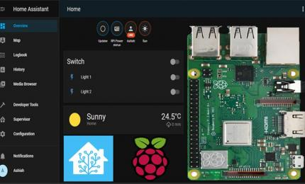 Getting Started with Home Assistant on Raspberry Pi