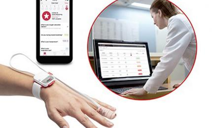 Masimo SafetyNet - Remote Patient Management System