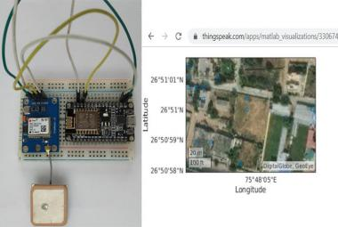 IoT Based GPS Tracking using NodeMCU