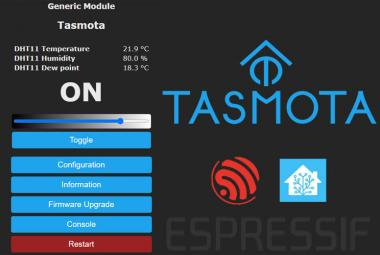 Getting Started with Tasmota on ESP8266-01