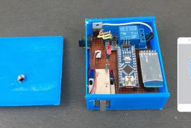 Fingerprint Door Lock System using Arduino
