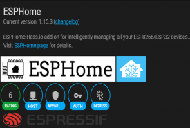 Getting Started with ESPHome