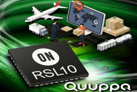 RSL10 BLE Radio SoC Quuppa Intelligent Locating System