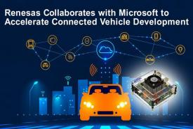R-Car Starter Kit from Renesas Electronics