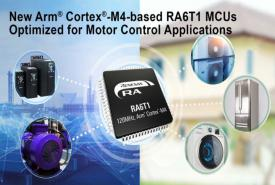 RA6T1 Microcontroller from Renesas