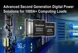 Second Generation Digital Power Solutions from Renesas